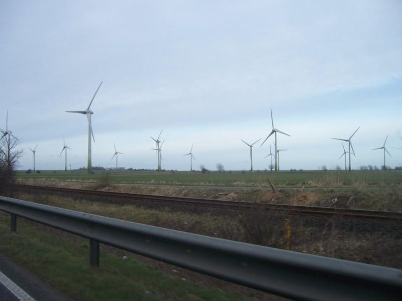 wallpaper earth green. Wind Farms - Keep Earth Green