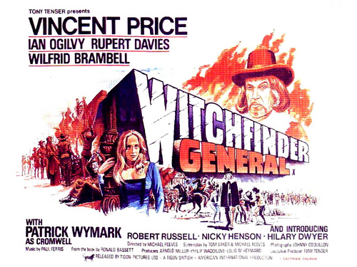 Vincent Price wallpaper with anime entitled Witchfinder General