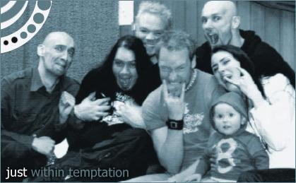 Within Temptation & Eva Luna