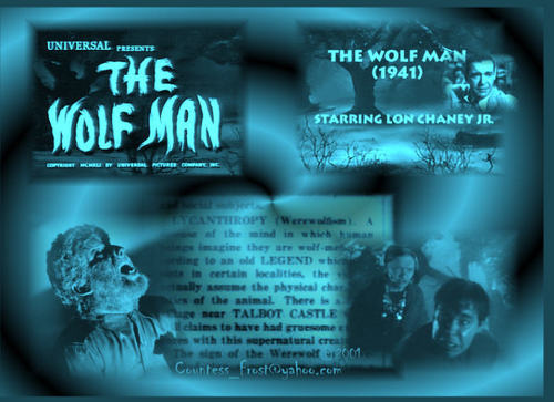Wolfman's Curse