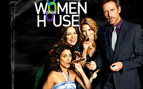 Women of House MD
