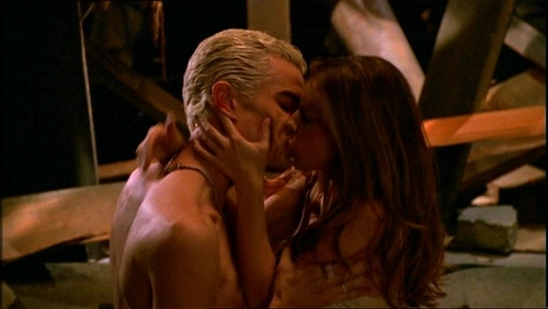 Wrecked Buffy & Spike