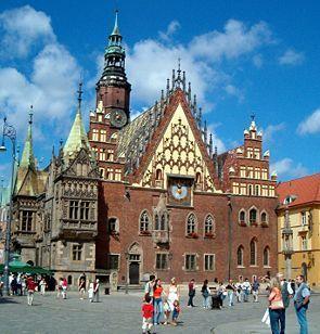 Wroclaw - City Hall