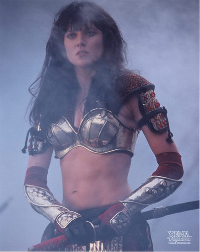 Friend in need xena warrior princess