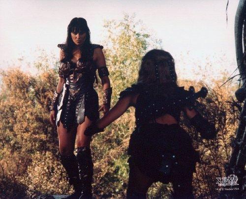 Xena - Callisto (Season 1)