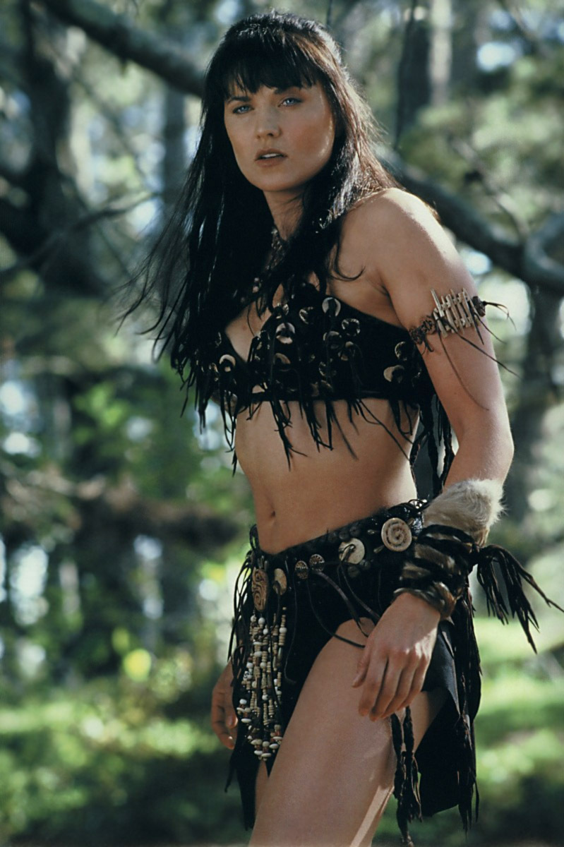 Xena: Warrior Princess images Xena - Dangerous Prey ...