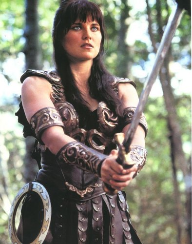 Xena - Death Mask (Season 1)