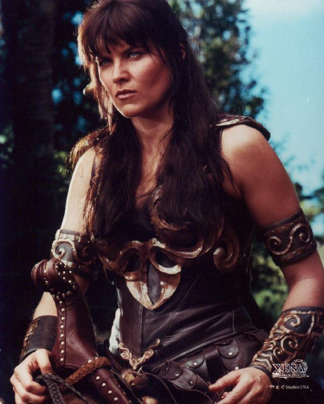 Xena - Death Mask (Sea...