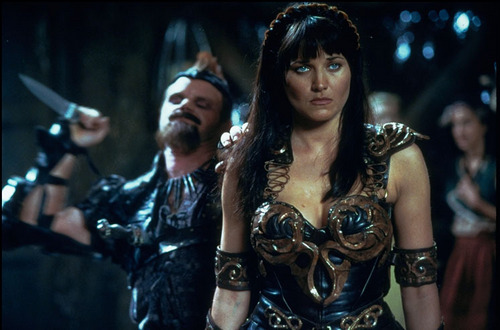 Xena - Sins of the Past (Season 1)