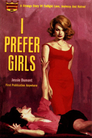 Lesbian Culture wallpaper entitled I Prefer Girls