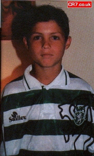 Young Cristiano