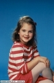 Young Drew Barrymore