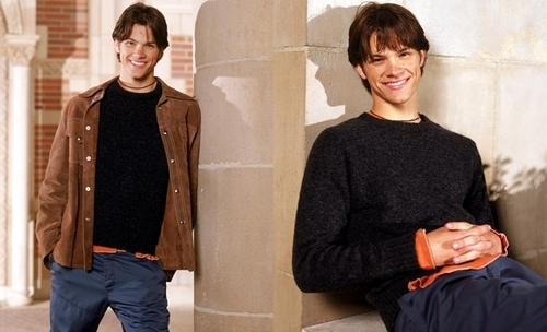 jared padalecki wallpaper with a well dressed person entitled Young Jared
