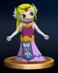 Zelda Series Trophies