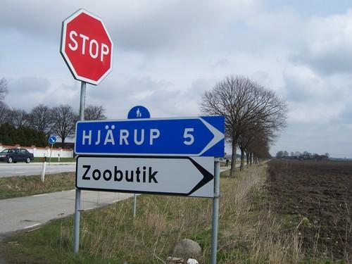 Zoo Giganten Sign
