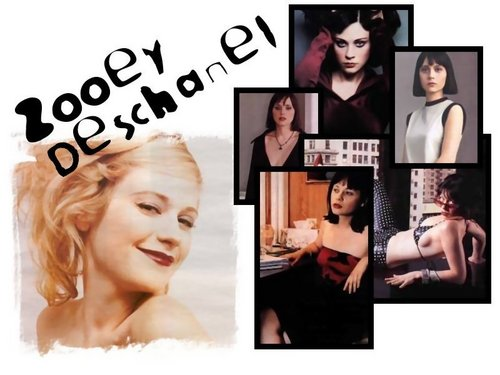 Zooey - zooey-deschanel Wallpaper