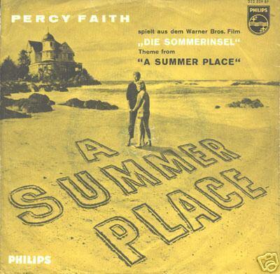 A Summer Place LP