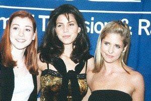 aly, charisma and sarah