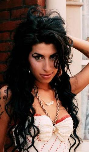 Amy Winehouse kertas dinding entitled amy