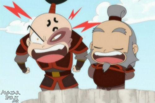 angry zuko