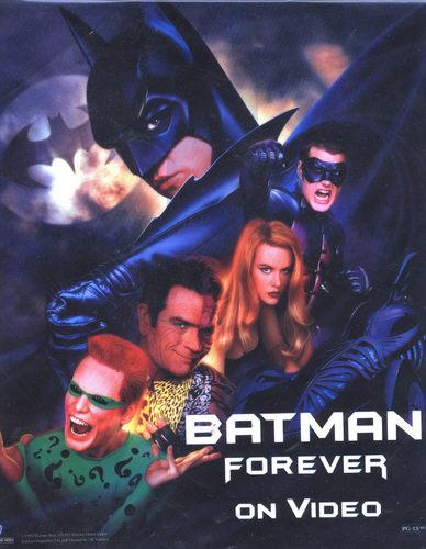 蝙蝠侠 forever cover