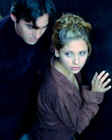 Buffy the Vampire Slayer wallpaper entitled buffy & xander