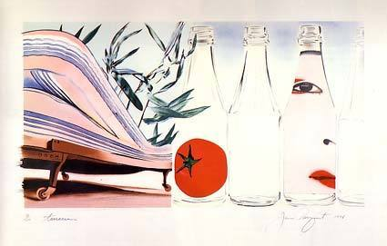 door James Rosenquist