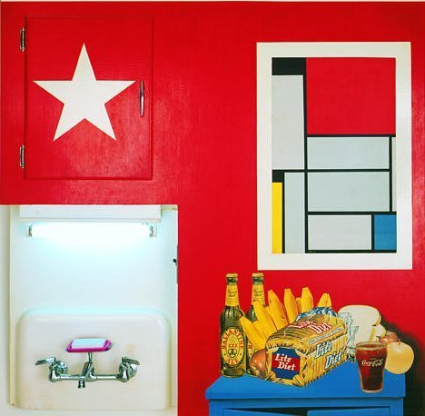 door Tom Wesselmann