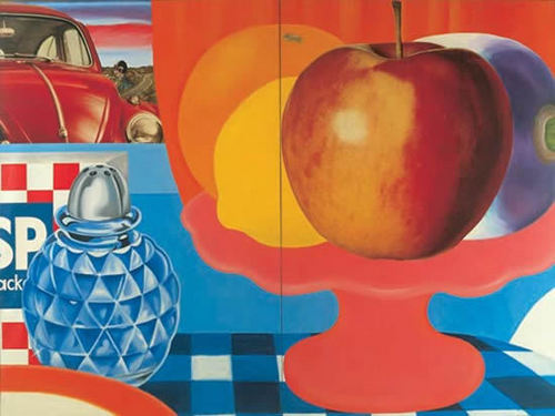 by Tom Wesselmann