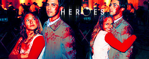Heroes wallpaper entitled claire,peter,others