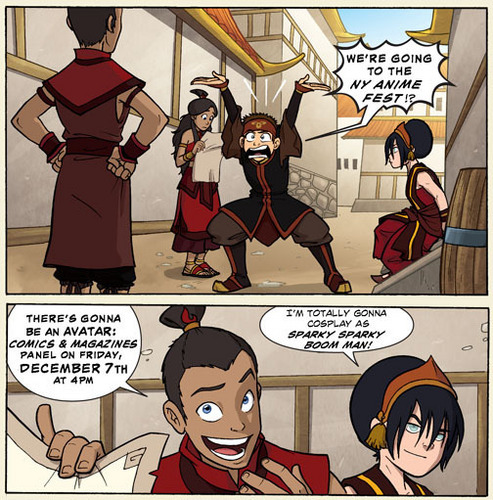 Avatar The Promise: Avatar: The Last Airbender Images Comic Wallpaper And