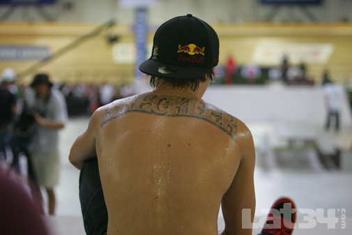 cool tattoo - Ryan Sheckler 505x337