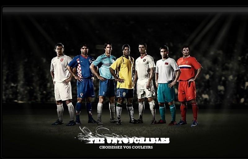 نجوم كرة القدم فى العالم فى صورة واحدة