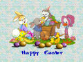 easter - cute easter w'paper wallpaper