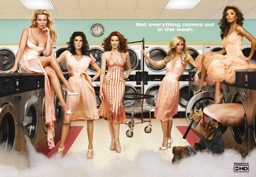Desperate Housewives wallpaper called desperate housewives cast