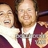 Joss Whedon photo titled dollhouse yay!