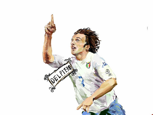 Alessandro Del Piero wallpaper titled dp