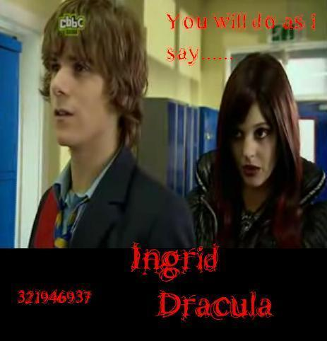 evil ingrid with will