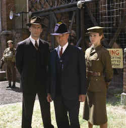 foyle's war cast