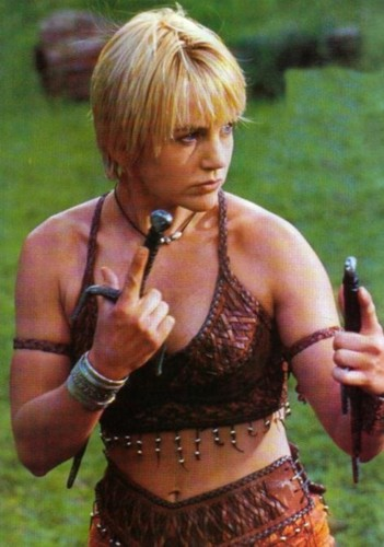 gabrielle - xena-warrior-princess Photo
