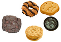 girl scout biscuits, cookies
