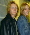 gorgeous twin - fred-weasley photo