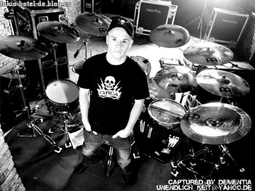 Gustav Schafer Drums