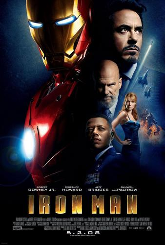 hi res domestic poster - iron-man Photo