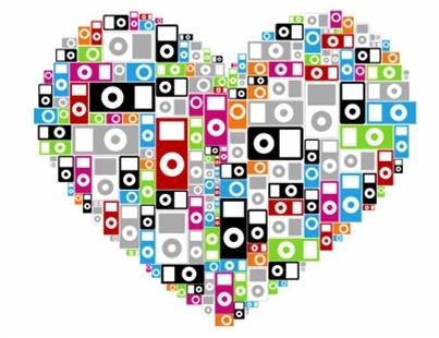 iPod 심장