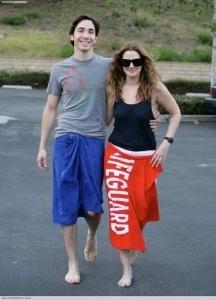 in Malibu with Justin