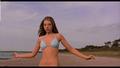 jenny on the beach scene