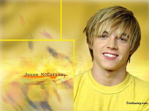 Jesse McCartney wallpaper called jesse