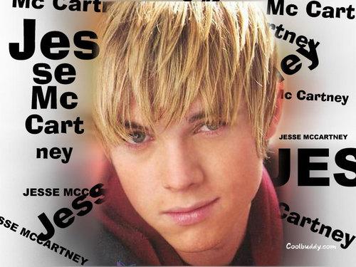 Jesse McCartney wallpaper entitled jesse