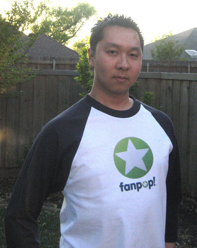 johnminh wears fanpop apparel